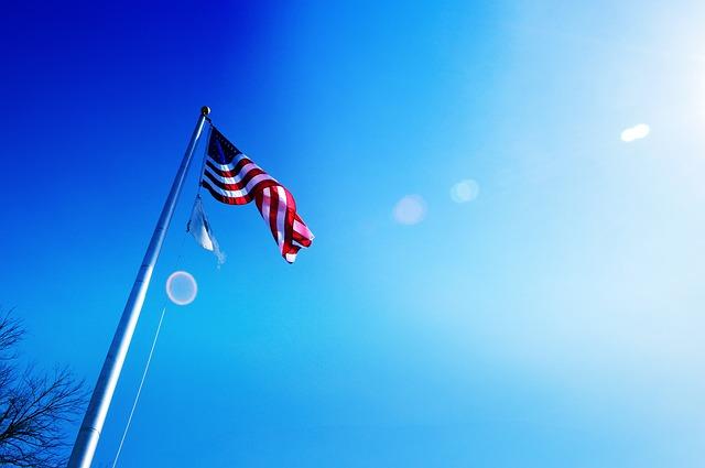 USa vlajka