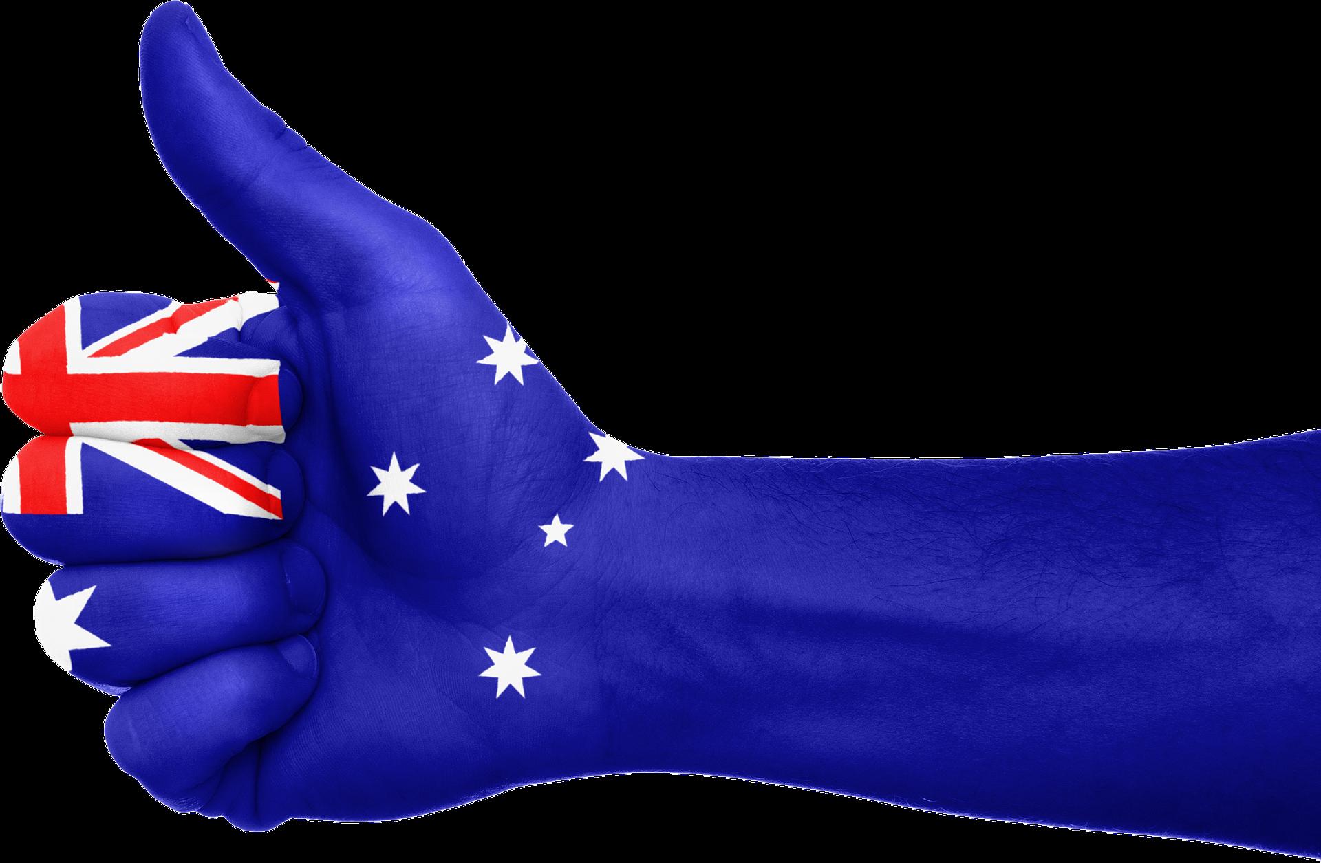 australia-ruka velka