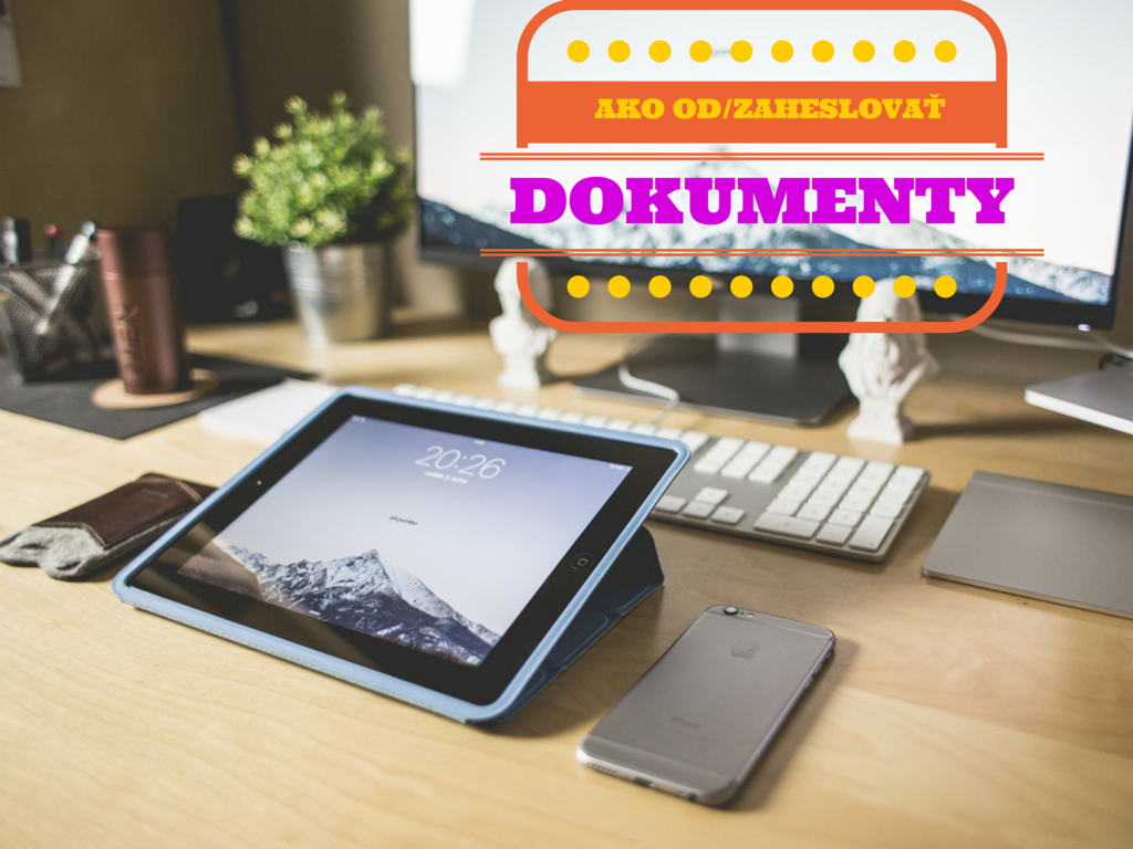 Ako jednoducho zaheslovať a odheslovať dokumenty
