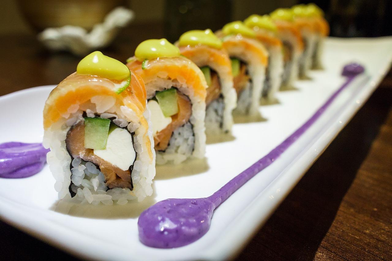 sushi a lokalizácia