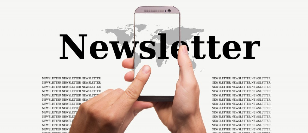 newsletter kontrola