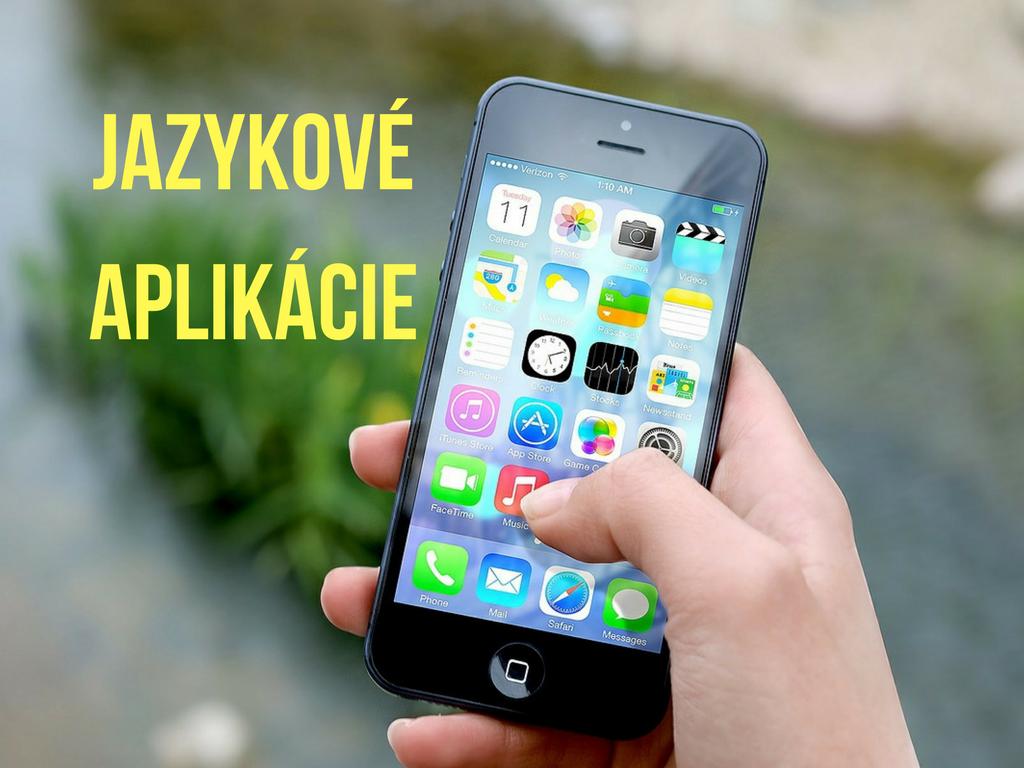 Jazykové aplikácie