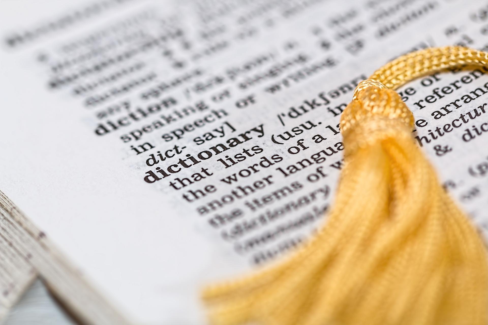 prekladový slovník