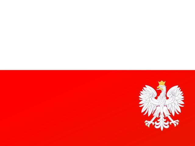 poľská vlajka