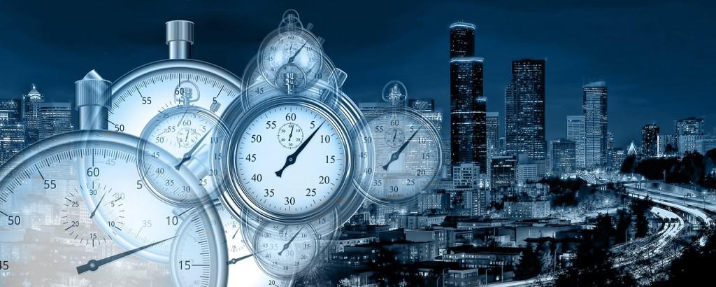 čas a preklad